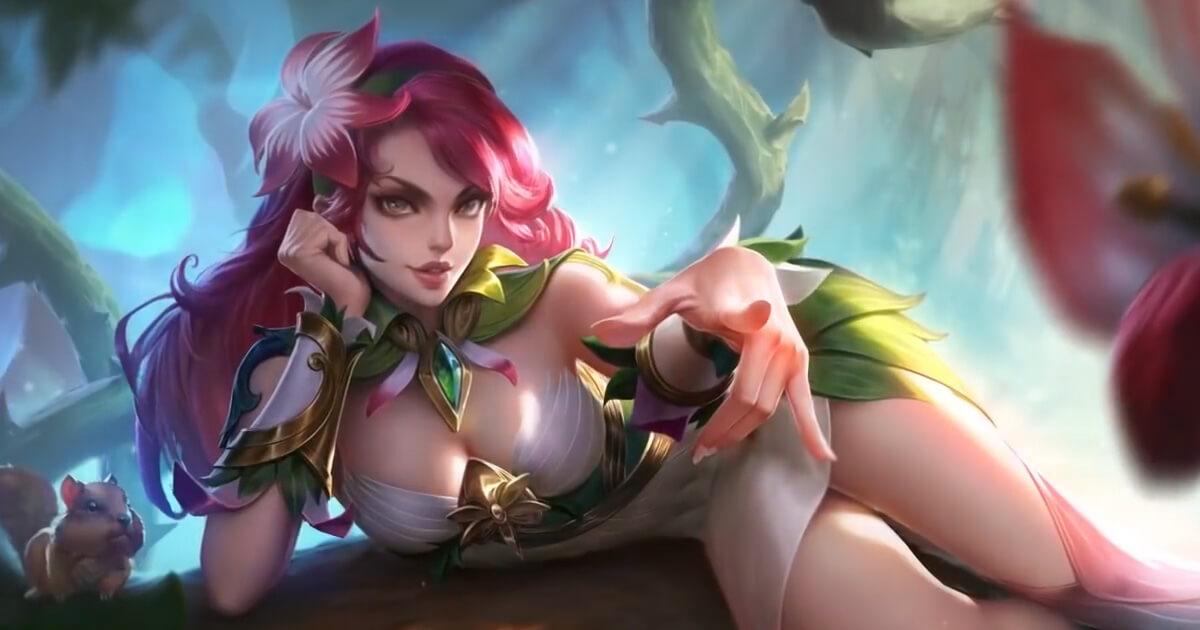 Hướng dẫn chơi Esmeralda: Thống trị và kiểm soát giáp ảo