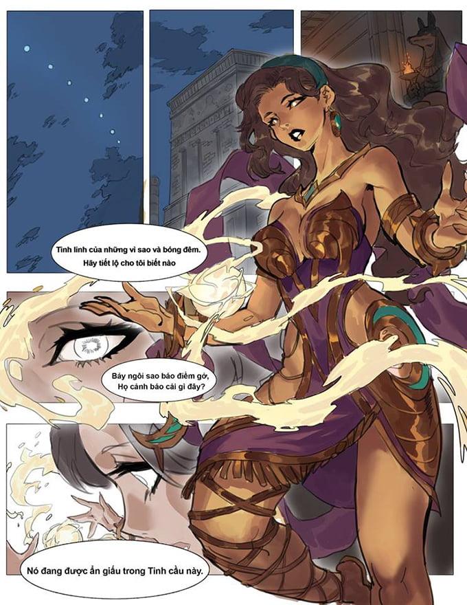 Esmeralda: Mối liên hệ giữa quá khứ và hiện tại - Trang 2