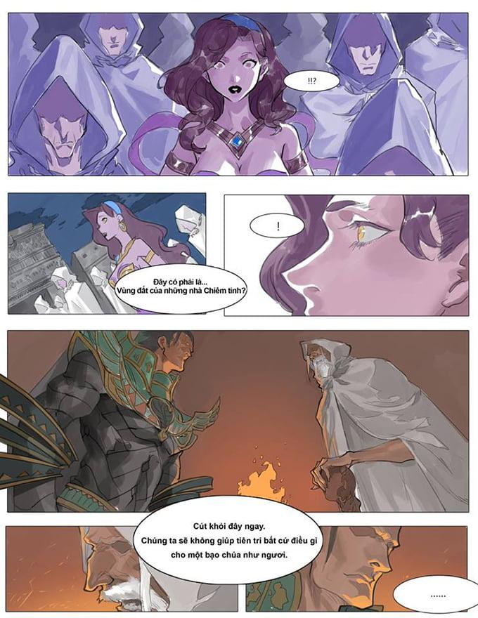 Esmeralda: Mối liên hệ giữa quá khứ và hiện tại - Trang 3
