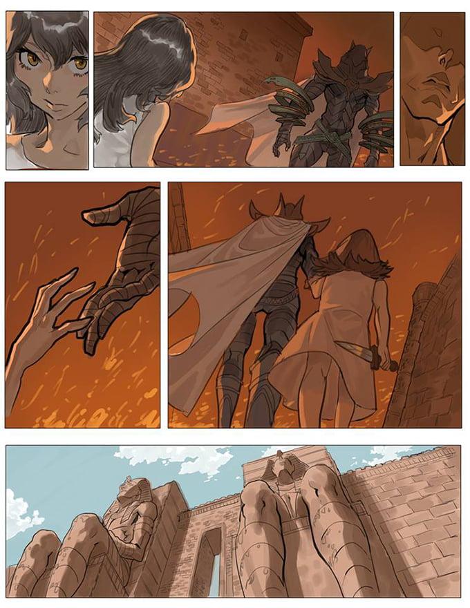 Esmeralda: Mối liên hệ giữa quá khứ và hiện tại - Trang 5