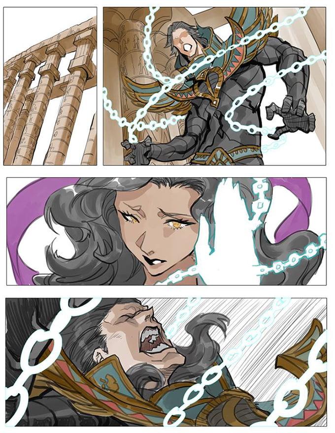 Esmeralda: Mối liên hệ giữa quá khứ và hiện tại - Trang 8