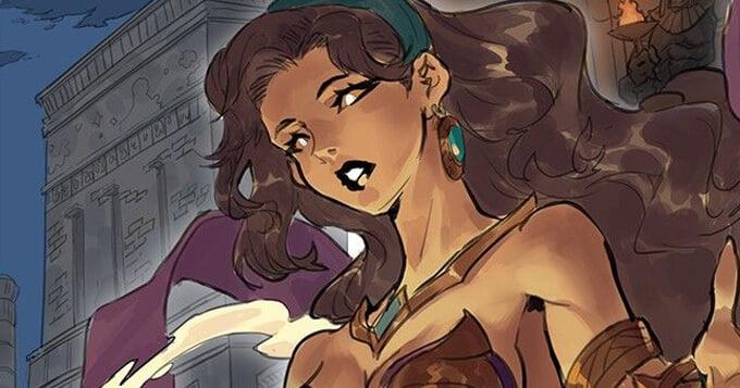 Esmeralda: Mối liên hệ giữa quá khứ và hiện tại - Ảnh 1