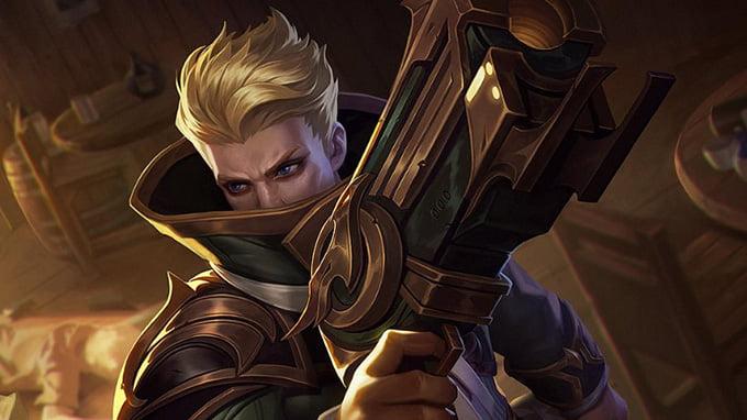 Skin Granger Bản Nhạc Tĩnh Lặng game Mobile Legends: Bang Bang