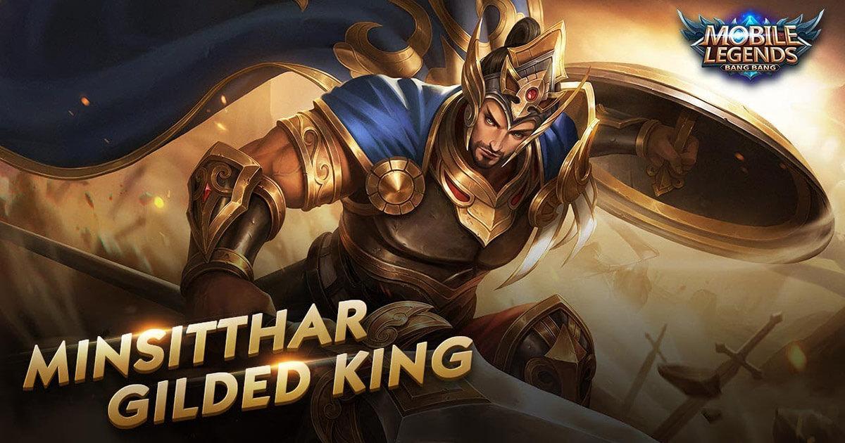 Mobile Legends công bố skin mới Minsitthar Đế Vương Hoàng Tộc