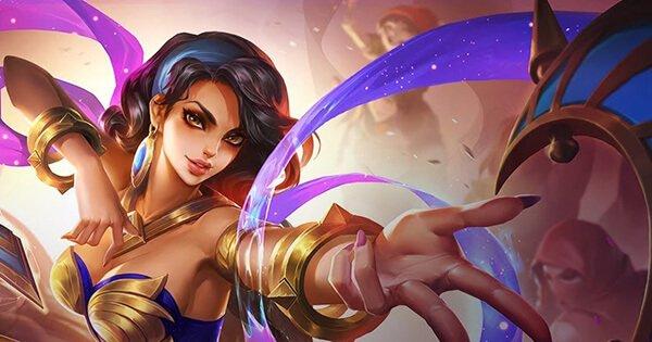 Tiêu điểm tướng Esmeralda, Nhà Chiêm Tinh - Ảnh 1