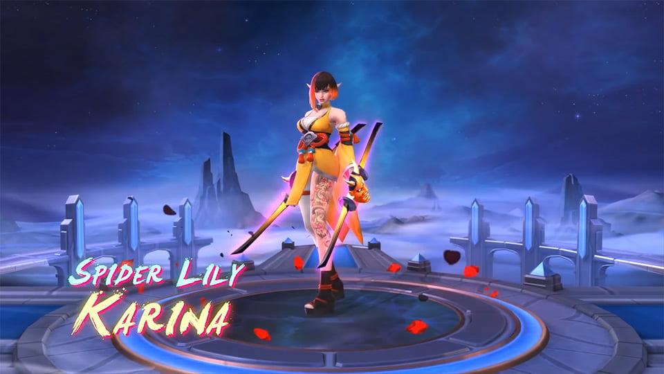 Mobile Legends: Bang Bang hé lộ trang phục đa sắc - Hình ảnh 3