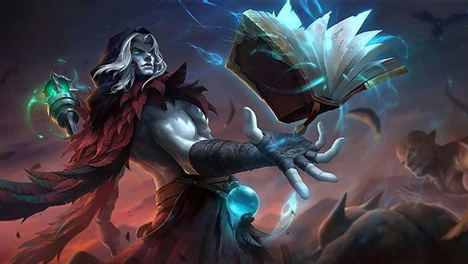 Tướng mới Faramis game Mobile Legends: Bang Bang