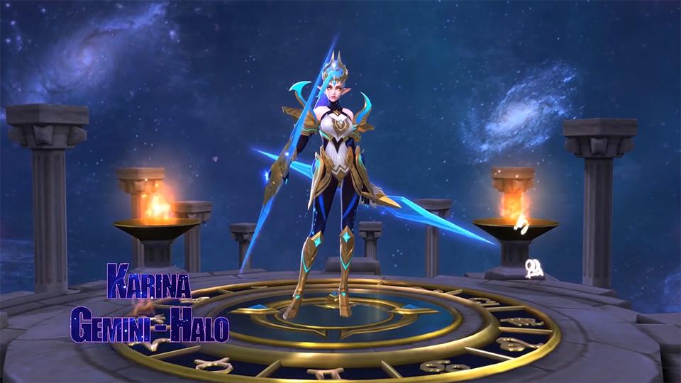 Zodiac Karina Song Tử Thánh Quang