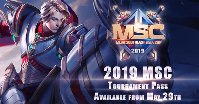 MLBB hé lộ trang phục MSC 2019 Leomord Chiến Ưng Khải Hoàn - Ảnh 1