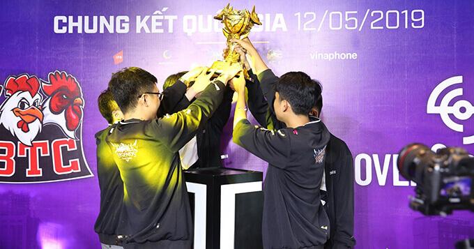Overclockers vô địch 360mobi Championship Series Mùa 2 - Ảnh 1