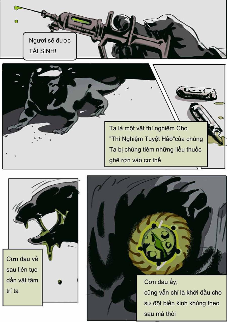 Truyện tranh MLBB: Quái vật đột biến - Trang 3