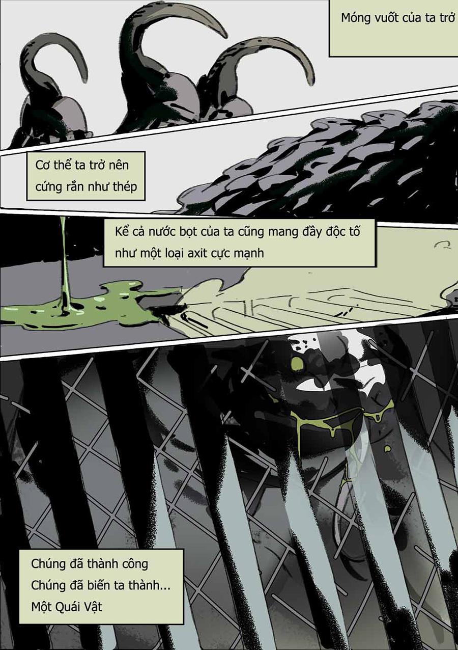 Truyện tranh MLBB: Quái vật đột biến - Trang 4