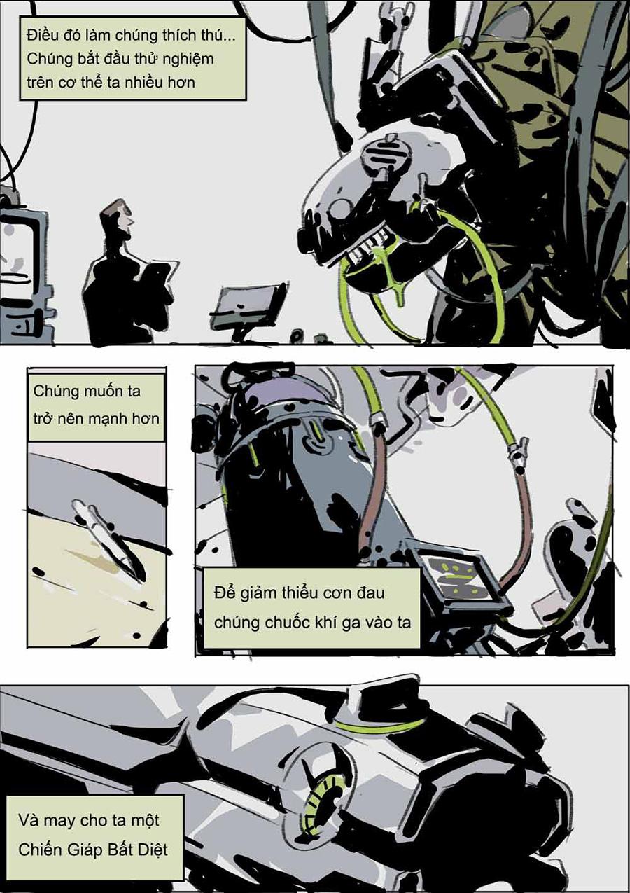 Truyện tranh MLBB: Quái vật đột biến - Trang 5