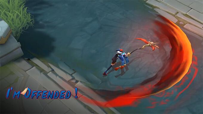 Ruby Cô Nàng Cương Thi game Mobile Legends: Bang Bang - Hình ảnh 4