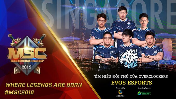 EVOS Esports SG