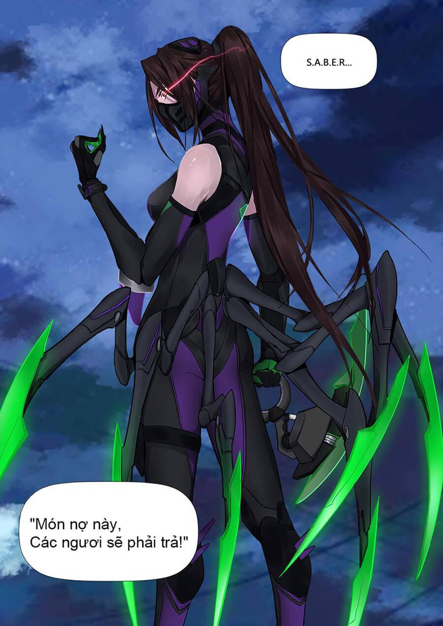 Hanabi V.E.N.O.M Nhện Sát Thủ - Sát nhân báo thù