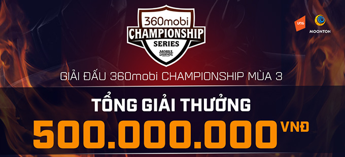 360mobi Championship Mùa 3