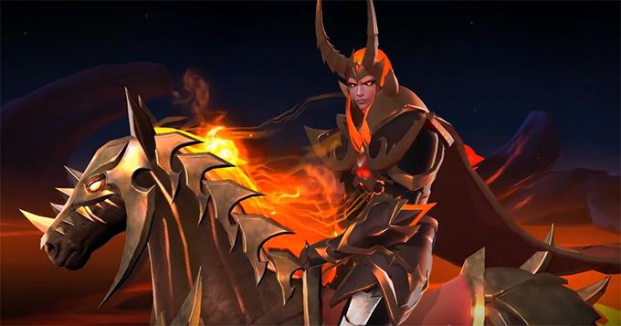Leomord Linh Hồn Địa Ngục sắp có mặt trong Mobile Legends: Bang Bang - Ảnh 1