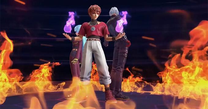 Mobile Legends: Bang Bang công bố 3 skin KOF mới - Ảnh 2