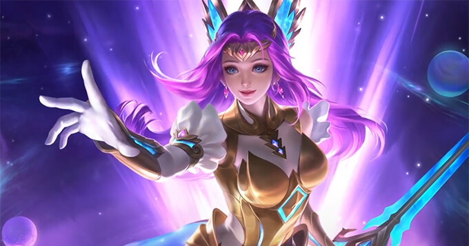 Odette Xử Nữ là skin Hoàng Đạo tiếp theo của Mobile Legends - Ảnh 1