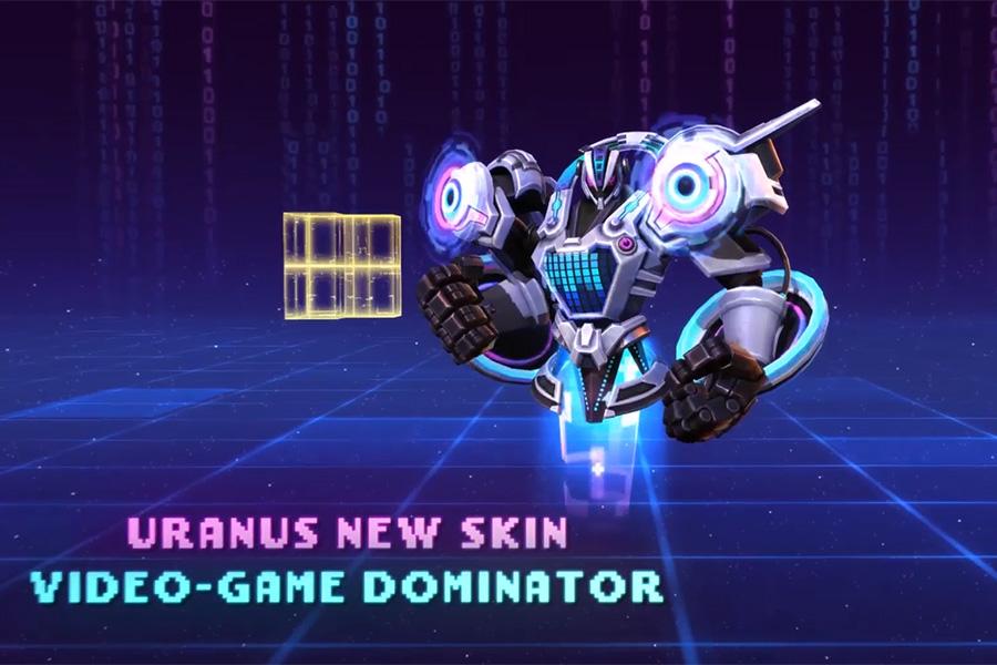 Uranus Game Thủ Siêu Đẳng - Hình ảnh 4