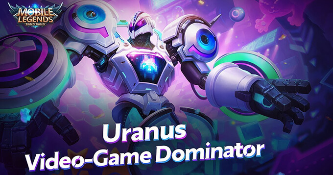 MLBB hé lộ skin mới Uranus Game Thủ Siêu Đẳng - Ảnh 1