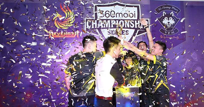 VFM vô địch 360mobi Championship Mùa 3 - Ảnh 1