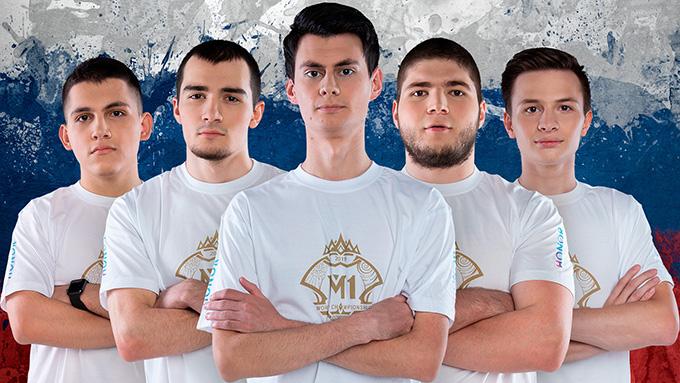 Deus Vult vô địch vòng loại M1 2019 khu vực Nga