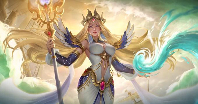 Kadita Bạch Điểu Công Chúa sắp có mặt trong Mobile Legends: Bang Bang - Ảnh 2