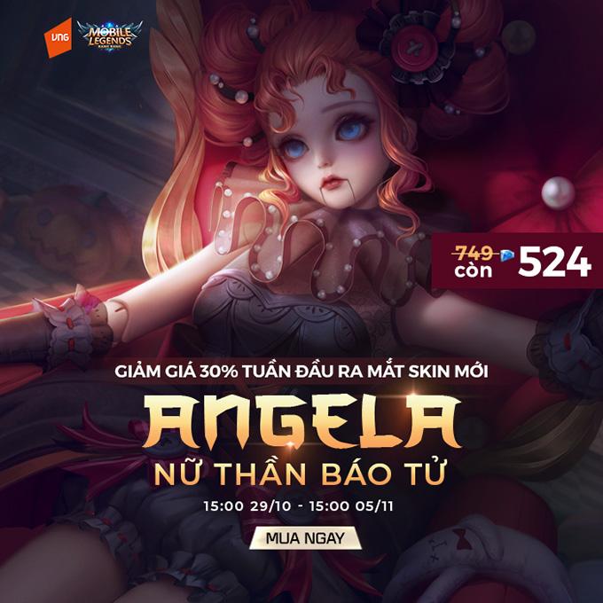 Angela Nữ Thần Báo Tử