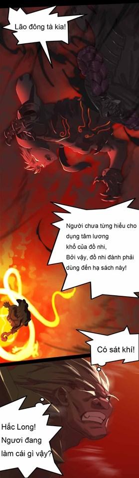 Bí sử vùng Bí Địa Rồng Thần #1: Những mối hận thâm sâu - Trang 15