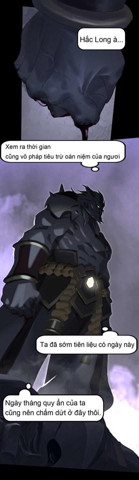 Bí sử vùng Bí Địa Rồng Thần #1: Những mối hận thâm sâu - Trang 22
