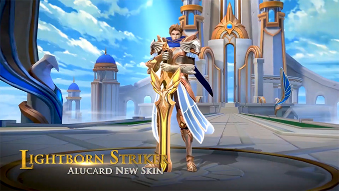 Lightborn Striker Alucard