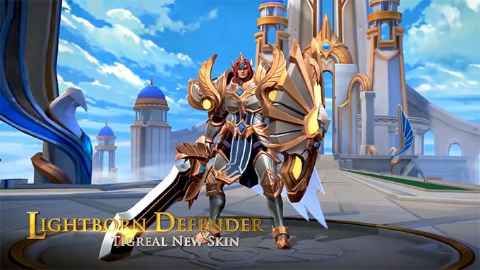 Lightborn Defender Tigreal