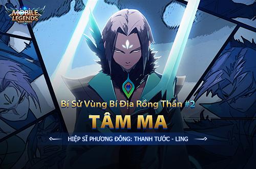 Bi su Vung Bi Dia Rong Than #2: Tam ma - Trang bia