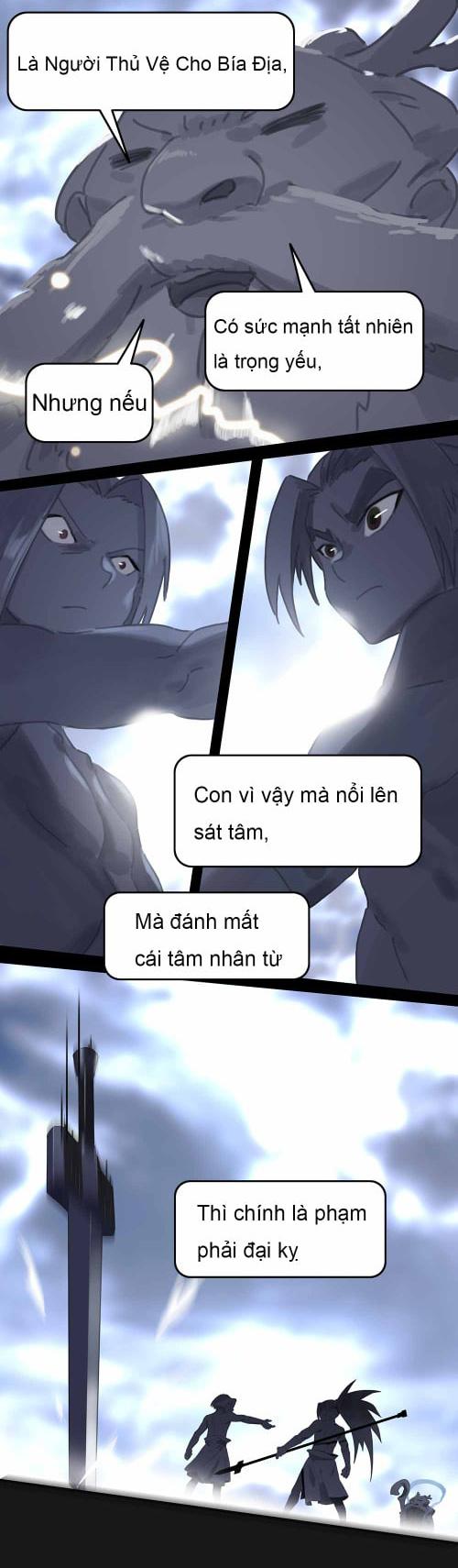 Bi su Vung Bi Dia Rong Than #2: Tam ma - Trang 15