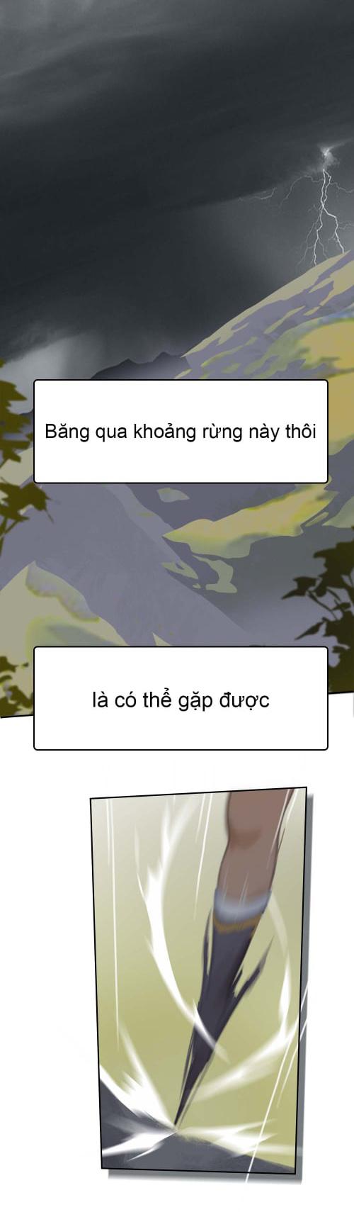 Bi su Vung Bi Dia Rong Than #3 Chuong 1 Hoi uc - Trang 1