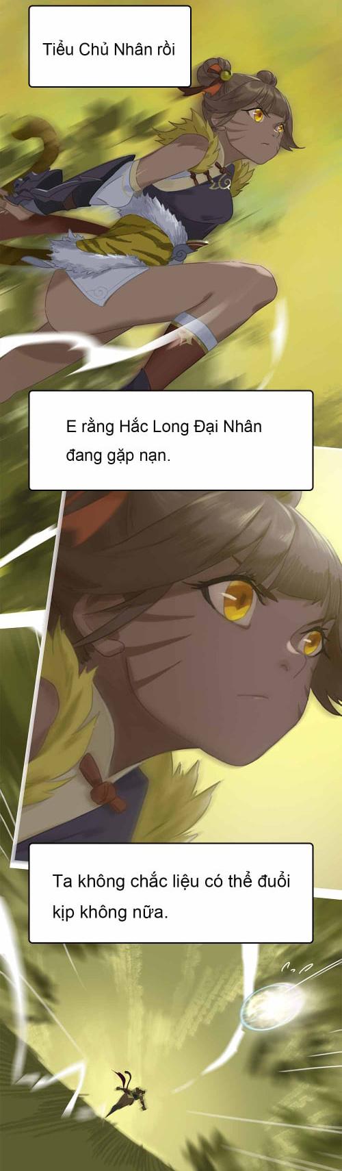 Bi su Vung Bi Dia Rong Than #3 Chuong 1 Hoi uc - Trang 2