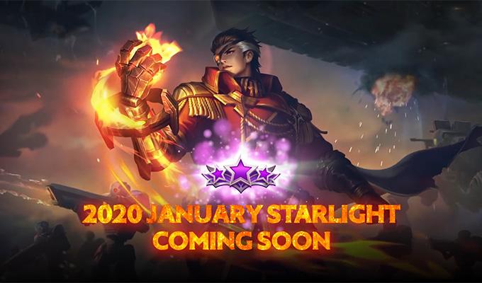 Mobile Legends: Bang Bang công bố skin Ánh Sao tháng 1/2020 - Ảnh 2