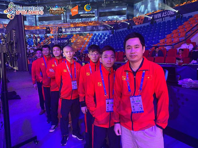 Mobile Legends Bang Bang Việt Nam dừng chân ở top 4 SEA Games 30