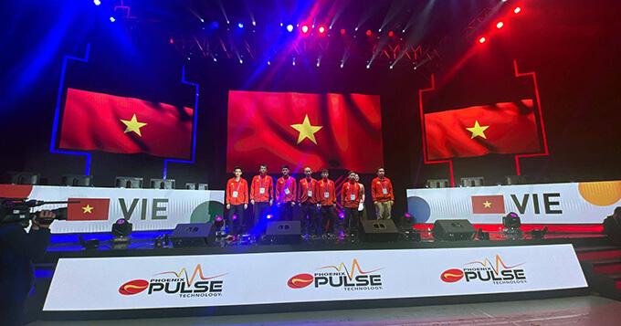 MLBB Việt Nam dừng chân ở top 4 SEA Games 30 - Ảnh 1