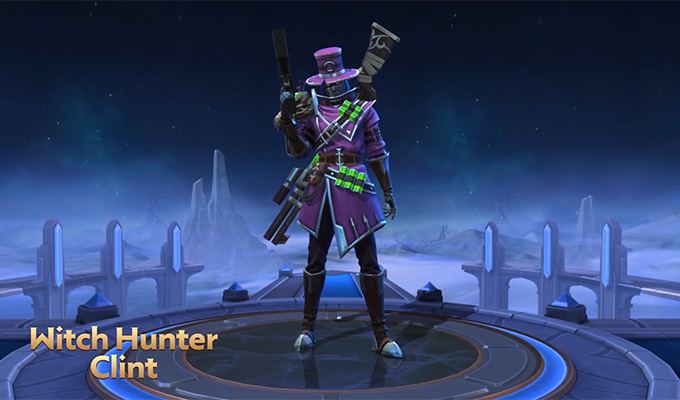Clint Thợ Săn Phù Thủy (Clint Witch Hunter)