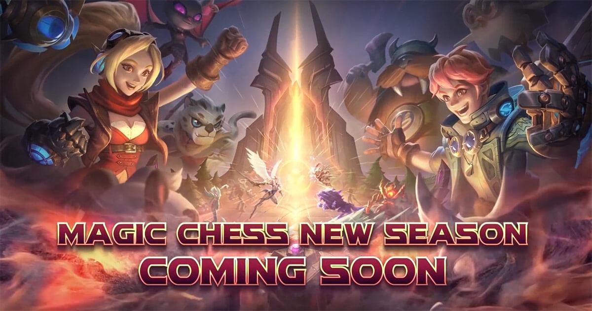 Magic Chess: Chi tiết bản cập nhật ngày 24/04/2020