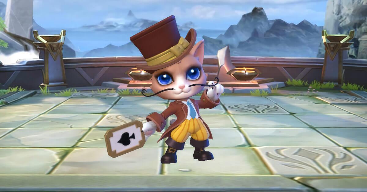 Magic Chess: Hướng dẫn cơ bản về Buss, Phù Thuỷ Meow Meow