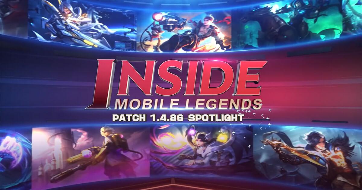 Mobile Legends: Bang Bang hé lộ trước bản cập nhật 1.4.86