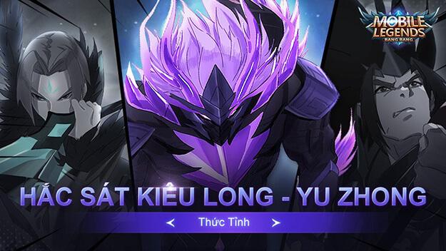 Truyện tranh MLBB: Hắc Sát Kiêu Long Yu Zhong - Thức tỉnh