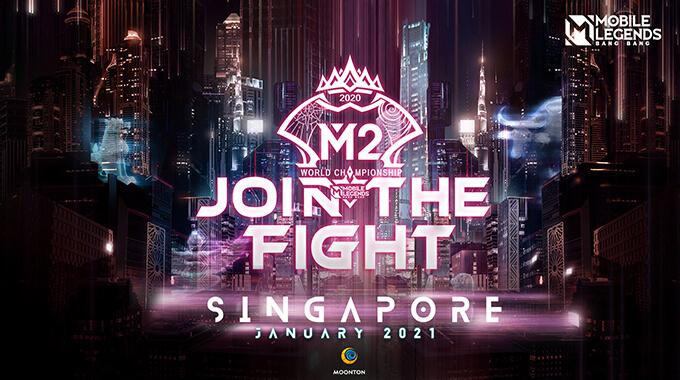 M2 Mobile Legends: Bang Bang World Championship 2020