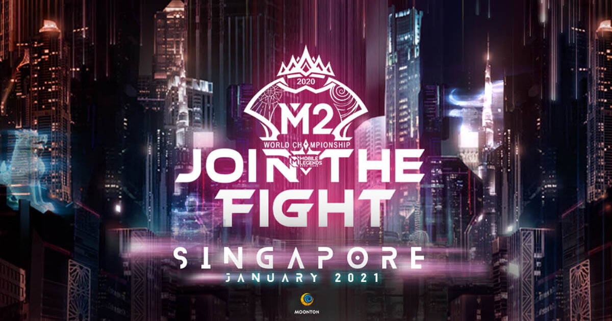 M2 Mobile Legends: Bang Bang World Championship 2020