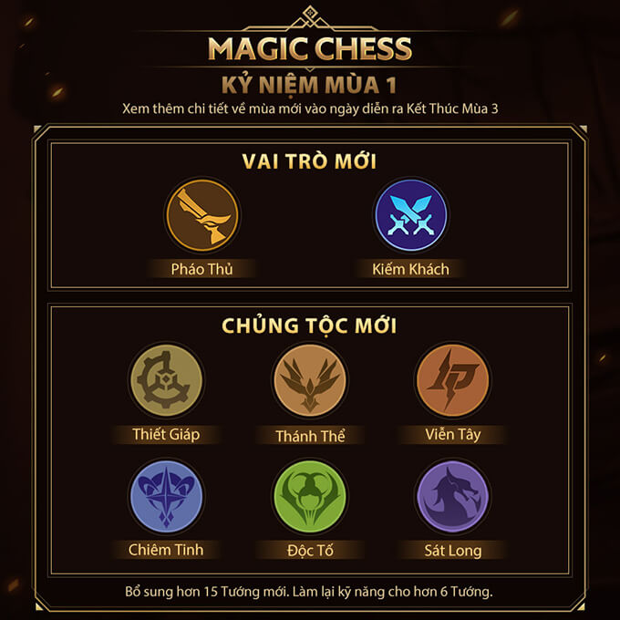 Magic Chess Mùa 4