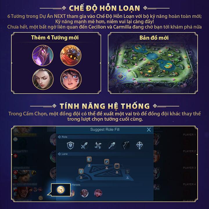 Xem trước Mobile Legends: Bang Bang phiên bản phiên bản 1.5.52 - Hình ảnh 4